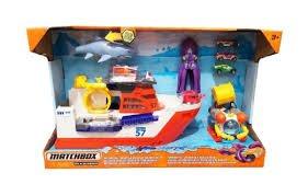 MATCHBOX MISSION - Marine Rescue Shark Ship £12.00 @ Sainsburys instore