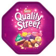 2 x tubs of Quality streets from tomorrow (16th Dec-Live now) only £6.00 @ Tesco