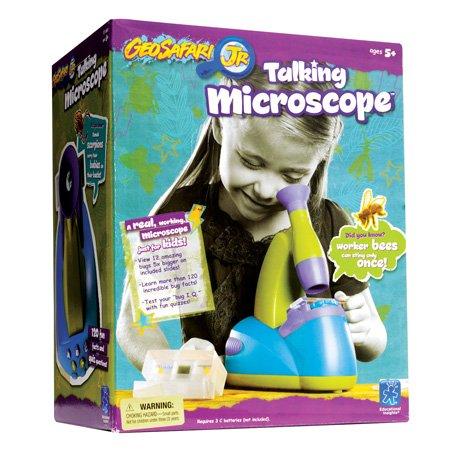 GeoSafari® Jr. Talking Microscope £26.95 @ Learning Resourses