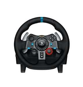 Logitech G29 Driving Force Racing Wheel (PS4, PS3) £179.99 @ Amazon UK