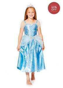 Disney Princess Cinderella Dress-Up Costume - Tesco F&F