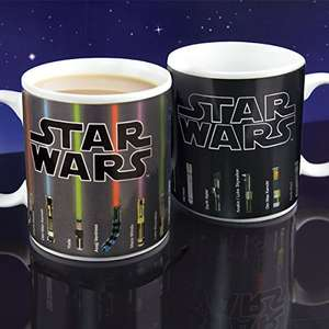 Star Wars Colour-Changing Lightsaber Mug free c&c £6.99 @ Robert Dyas