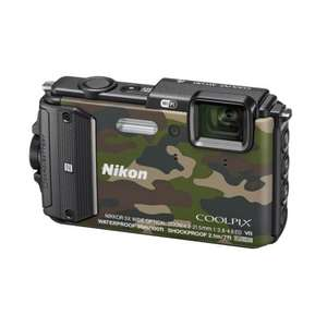 "Nikon Coolpix AW130 Tough Digital Camera £136.79 with code ""W24"" at Bargain Crazy"