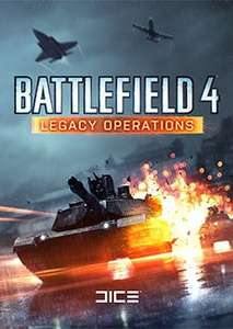 Battlefield 4 : Legacy Operations (Game Expansion for PC) - FREE @ Origin