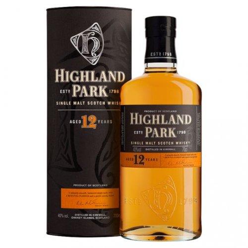 Highland Park 12 year old Single Malt - £23 @ Tesco