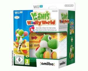 Yoshi's Woolly World Limited Editon Wii U £47.69 @ Gameseek