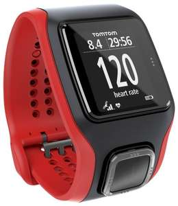 TomTom Runner Cardio GPS Watch - Amazon Deal of the Day £89.99
