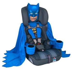 Batman Group 1-2-3 Car Seat £54.99 @ Smyths Free Delivery or Click & Collect
