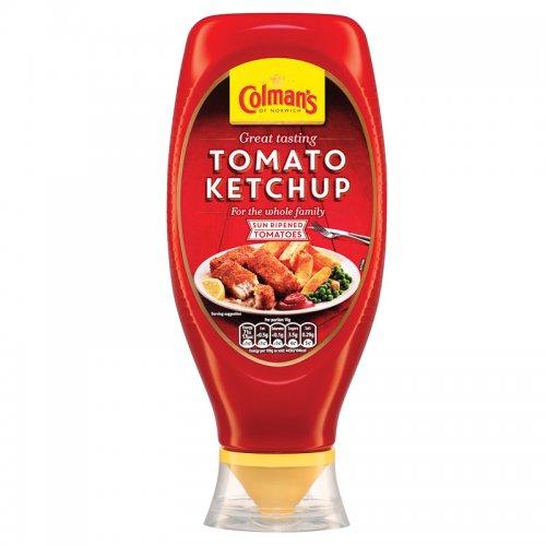 Colman's Tomato Ketchup 800g 99p at B&M