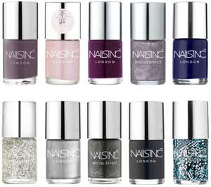 NAILSINC Starry Night collection (set of 10) £24.95 Delivered; RRP £105ish