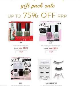 Up to 75% off beauty (opi etc) @ justmylook