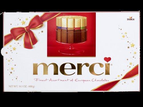 merci chocolates 400g - £6.00 @ Tesco Instore