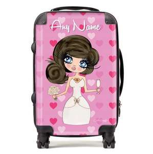 £50 off Claireabella and personalised suitcases - £99.99 @ ToxicFox