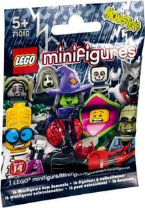 Lego minifigures series 14 Monsters £1.49 at Argos