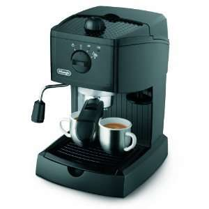De'Longhi EC145 Espresso Cappuccino Maker - Black Argos £44.99 was £89.99.