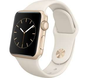 WATCH - SAVE £50 off every Apple Watch £249 at John Lewis (+ 2 year guarantee)