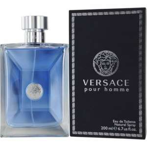 Versace Pour Homme 200ml EDT Mens £36.99 + £5 voucher to spend at store C&C @ USC/sportsdirect