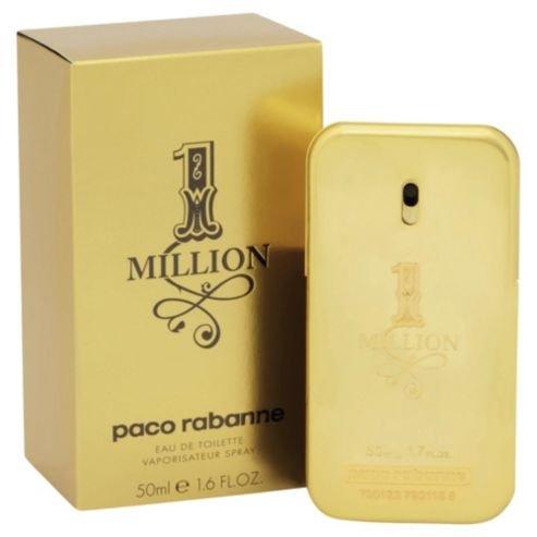 Paco Rabanne 1 Million eau de toilette 50ml  £26.66 @ Tesco Direct