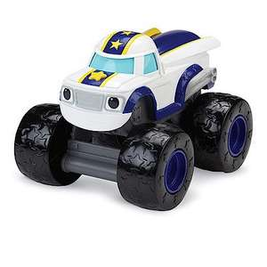 Blaze and the Monster Machines - Talking Zeg, Darington, Blaze and some others back in stock - £15 @ The Entertainer