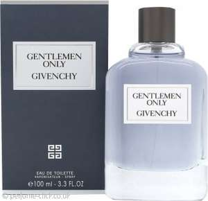 Givenchy Gentlemen Only EDT 100ml Spray - £35.71 Delivered @ Perfume Click