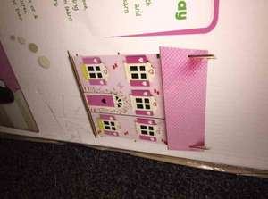 dolls house £11.99 in Aldi