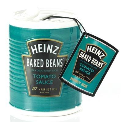 ** Heinz Baked Beans Stoneware Money Box £1.99 @ Argos **