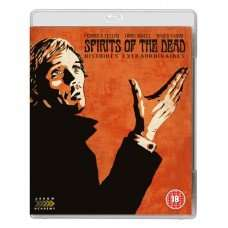 Spirits of the Dead blu-ray £2.99 part of the Arrow film video sale