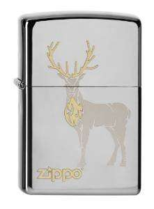 Zippo Lighter Deer    £28.27 @ Amazon
