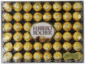 £10.00 for 48 pack of Ferrero Rocher instore @ Tesco, ASDA & Waitrose