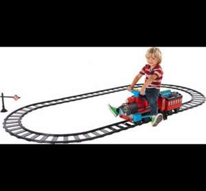 Chad valley ride on train & track set £59.99 @ Argos