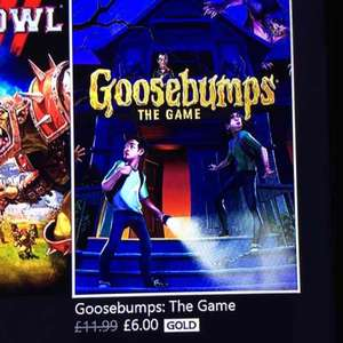 Goosebumps: The Game Xbox One £6.00 @ Xbox.com
