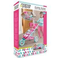 mamas and papas double dolls pram £22.00 + £4.99 del @ originalfactorytoyshop
