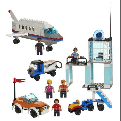 Blox City Airport Large Set free c&c £7.00 at Wilkos