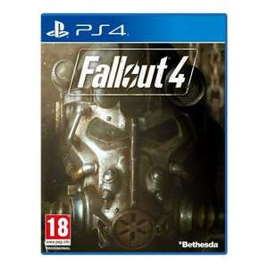 Fallout 4 Ps4 (click & collect) £24.99 @ Hughes.co.uk
