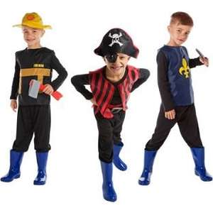 Dress up trunk for boys. 3 Costumes in Trunk £7.99 @ Argos  sc 1 st  HotUKDeals & Dress up trunk for boys. 3 Costumes in Trunk £7.99 @ Argos - HotUKDeals
