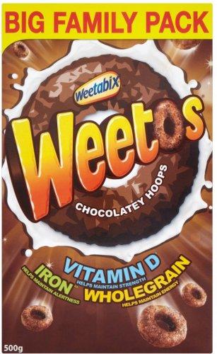 Weetos Cereal 750g *Asda*