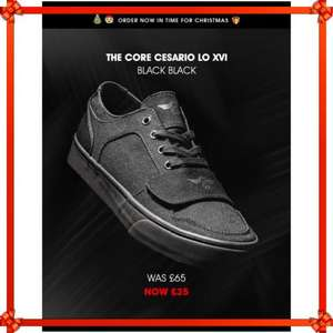 Creative Recreation CESARO Mens trainers was £65 now £35