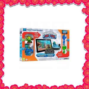 Refurbished Deal @tesco Skylanders Swap Trap Team Tablet Pack just £12 Ideal Xmas present