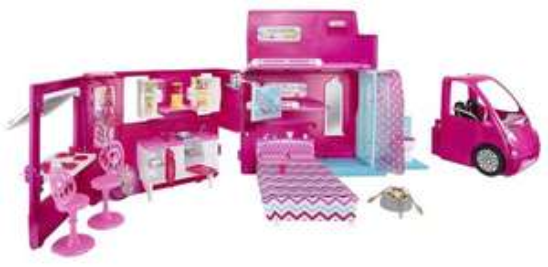 Barbie Camper Van £34.25 @ Amazon