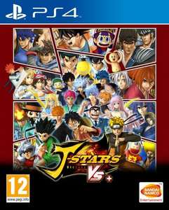 J STAR VICTORY VS PS4 £18.86 AND PS VITA £12.85 @ SHOPTO