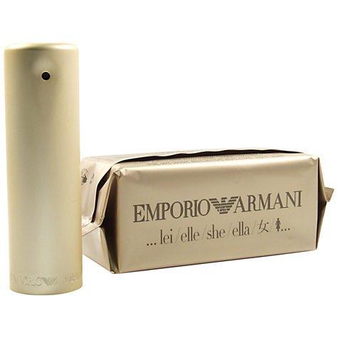 Emporio Armani 100ml £45.00 EDP @ John Lewis free c&c to Waitrose/John Lewis stores