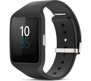 Sony smartwatch 3 plus free white strap £99.99 instore @ currys pcworld