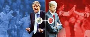 It's that time again...no lose bet on the Arsenal vs Man City game