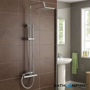 200mm Square Head -Cool to Touch Shower  £78.94 @ Bath Empire