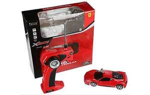 Ferrari 458 Remote Control Car 1.32 Scale  £5 @ Halfords 50% OFF