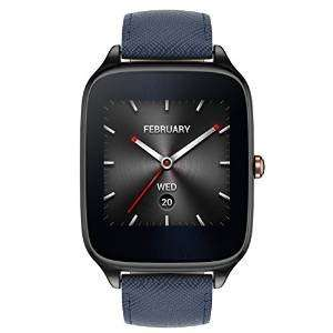 Asus ZenWatch 2 with blue leather strap @ Amazon de - £133.33