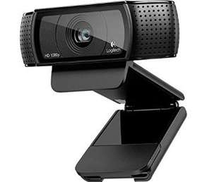 Logitech C920 USB HD Pro Webcam with Auto-Focus and Microphone - Amazon warehouse