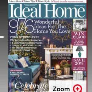 Ideal Home Magazine Subscription offer £24.99 + £5 giftcard @ Magazines Direct