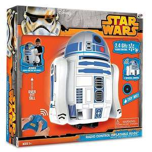 Inflatable Radio Controlled R2-D2 £28 @ Debenhams