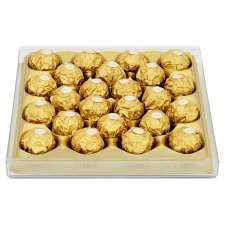 Ferrero Rocher 24 Pieces Boxed Chocolates 300G £5 @ Tesco
